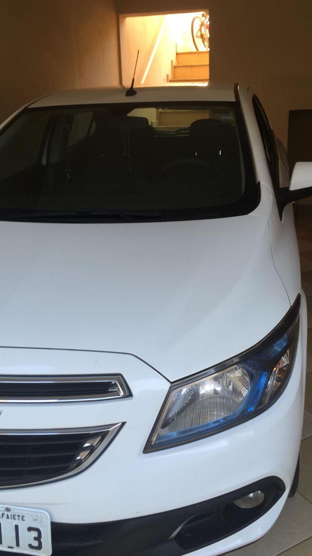 Chevrolet Onix 1.4 LT SPE/4 Eco - Foto #3