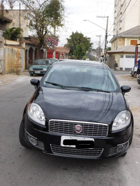 Fiat Linea 1.8 16V Essence - Foto #9