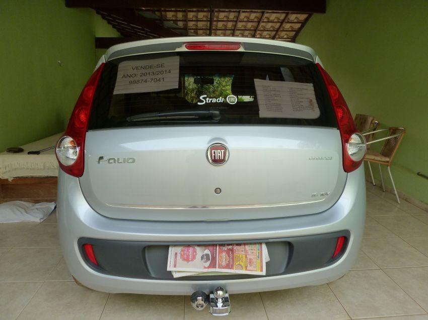 Fiat Palio Essence 1.6 16V Dualogic (Flex) - Foto #7