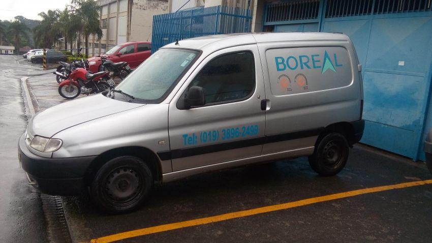 Peugeot Partner 1.6 Furgão Porta Lateral - Foto #1
