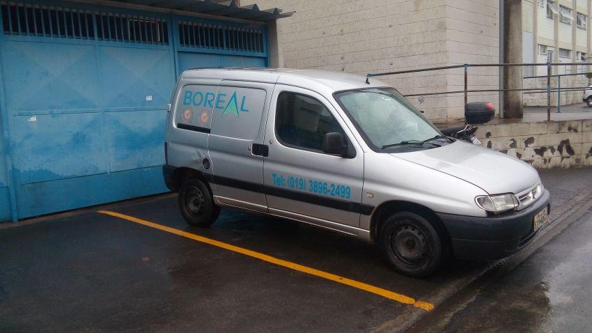 Peugeot Partner 1.6 Furgão Porta Lateral - Foto #2