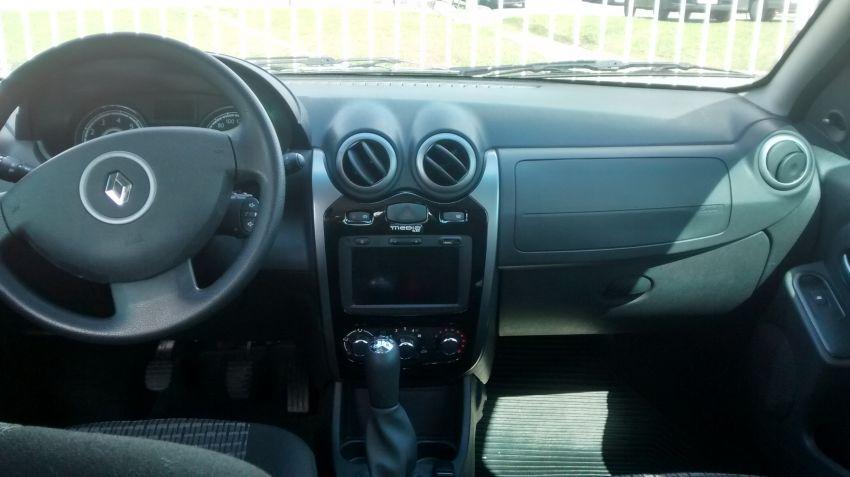Renault Sandero Authentique 1.6 8V Hi-Torque (flex) - Foto #2