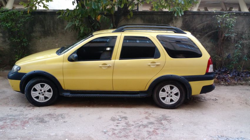 Fiat Palio Weekend Adventure Try On 1.8 8V (Flex) - Foto #9