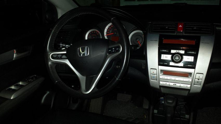 Honda City EXL 1.5 16V (flex) (aut.) - Foto #2