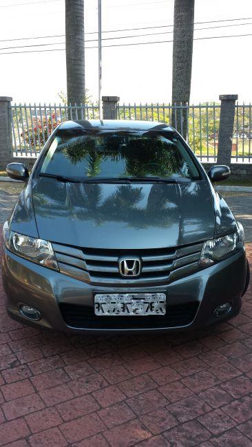 Honda City EXL 1.5 16V (flex) (aut.) - Foto #3