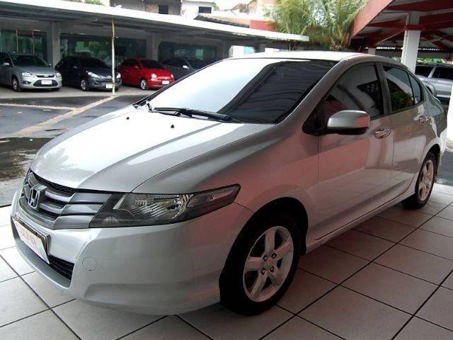 Honda City DX 1.5 16V (flex) - Foto #3
