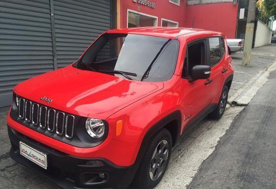 Jeep Renegade 1.8 (Flex) (Aut) - Foto #3