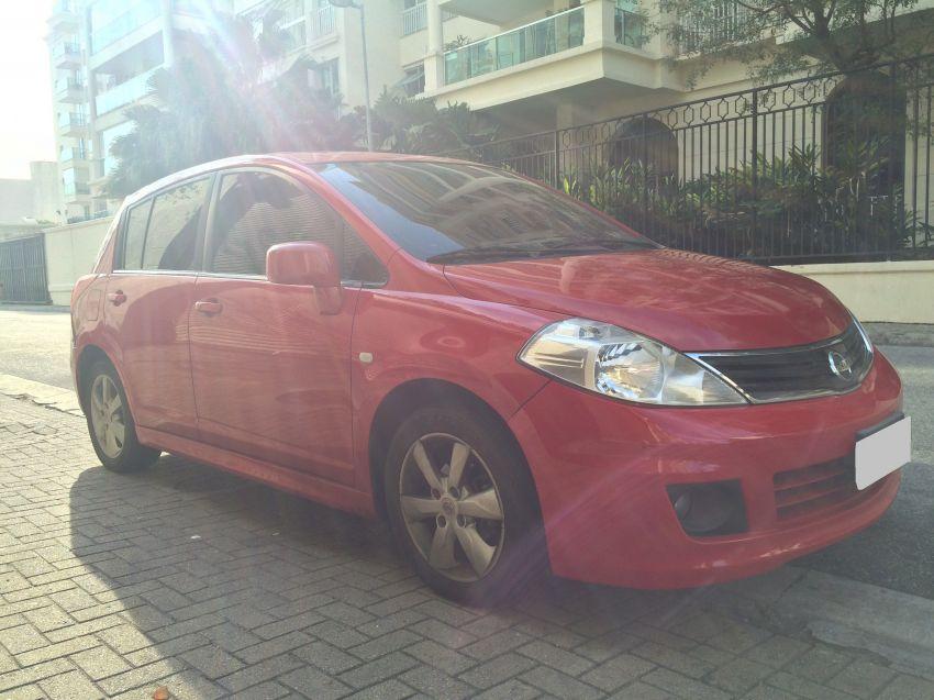 Nissan Tiida SL 1.8 (flex) (aut) - Foto #8