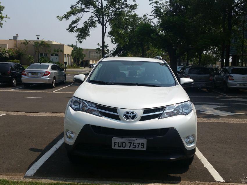 Toyota RAV4 2.0 CVT - Foto #4