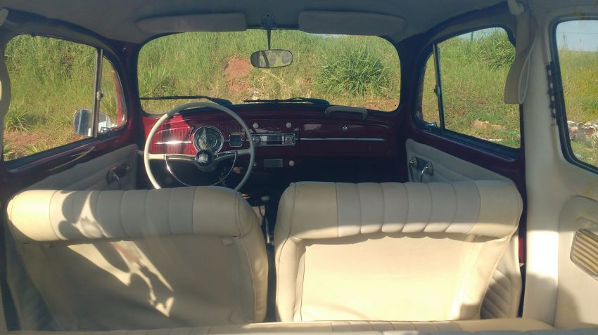 Volkswagen Fusca 1300 - Foto #8