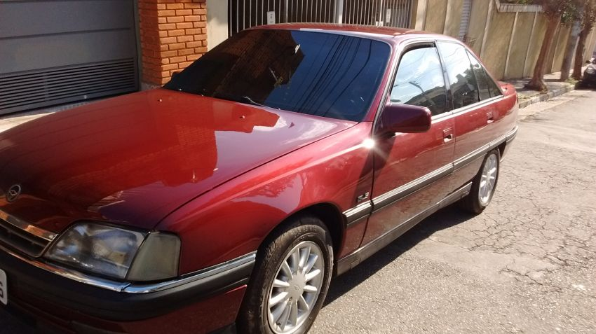 Chevrolet Omega GLS 4.1 SFi - Foto #4