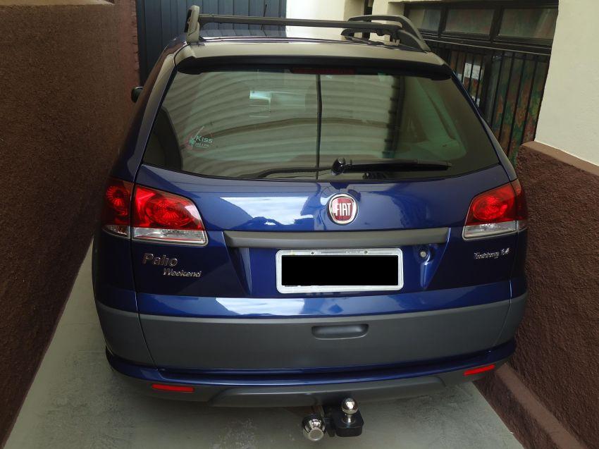 Fiat Palio Weekend Trekking 1.4 8V (Flex) - Foto #3