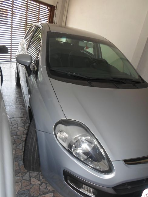 Fiat Punto Essence 1.6 16V Dualogic (Flex) - Foto #4