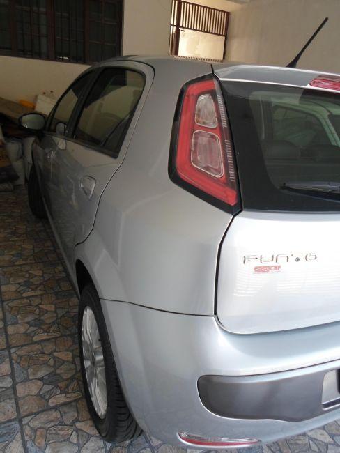 Fiat Punto Essence 1.6 16V Dualogic (Flex) - Foto #6