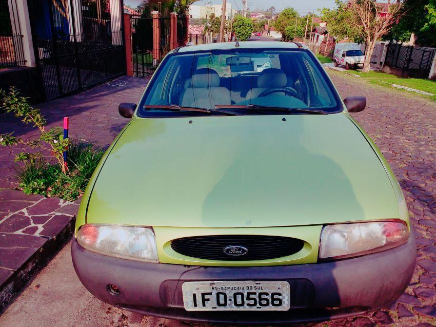 Ford Fiesta Hatch 1.0 MPi 4p - Foto #3