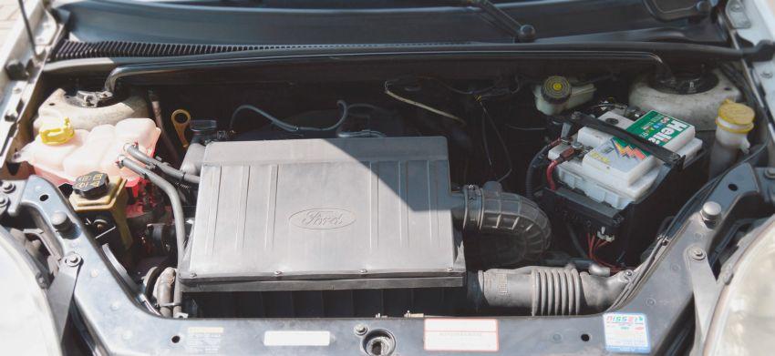 Ford Fiesta Hatch Class 1.6 8V - Foto #4