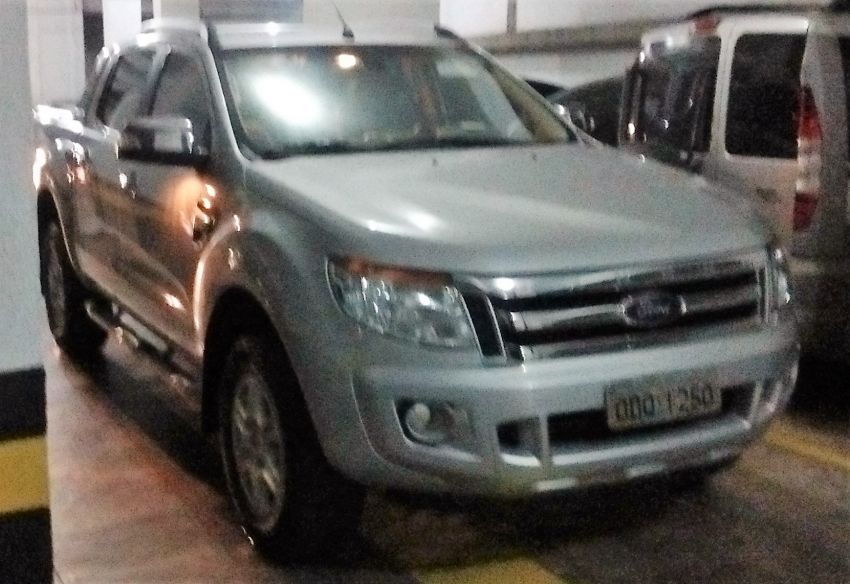 Ford Ranger 3.2 TD 4x4 CD Limited Auto - Foto #7
