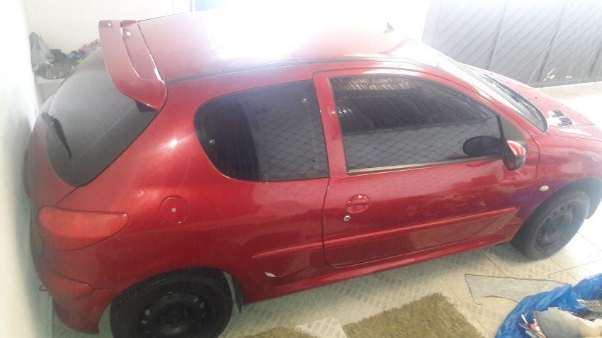 Peugeot 206 Hatch. Soleil 1.6 8V 2p - Foto #3
