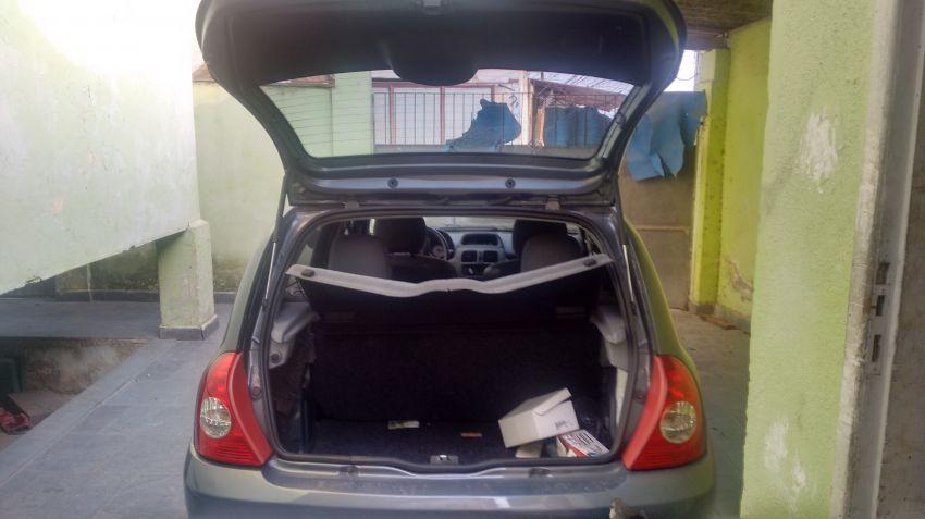 Renault Clio Hatch. Campus 1.0 16V (flex) 4p - Foto #3
