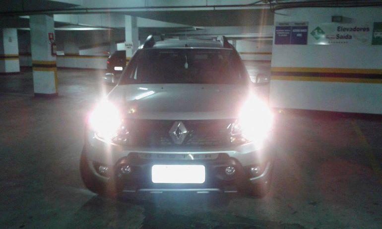 Renault Duster Oroch Dynamique 2.0 16V (Flex) - Foto #4