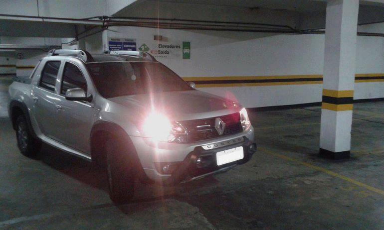 Renault Duster Oroch Dynamique 2.0 16V (Flex) - Foto #5