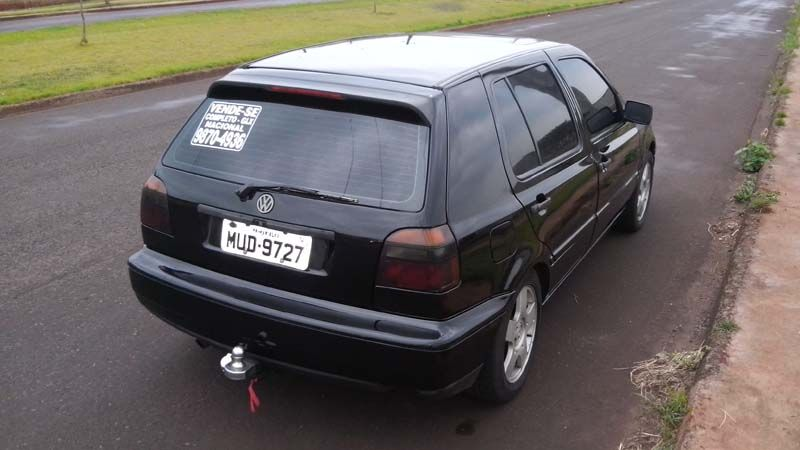 Volkswagen Golf GLX 2.0 MI - Foto #6