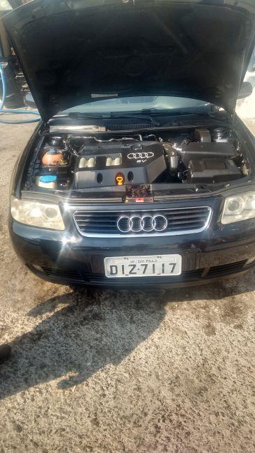 Audi A3 1.8 Turbo (180hp) 2p - Foto #5