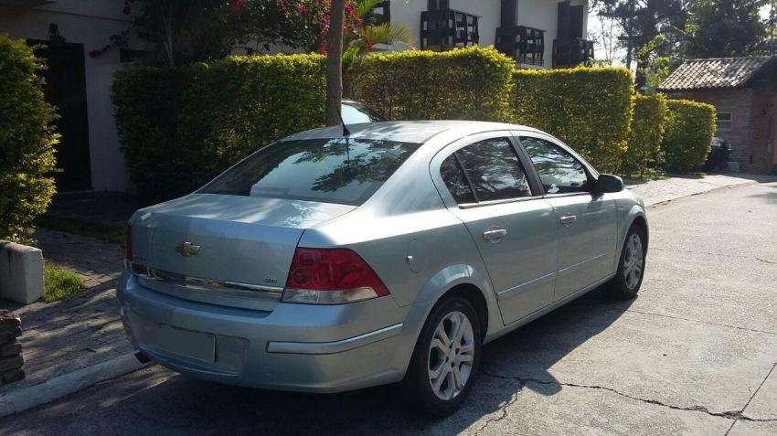 Chevrolet Vectra Elegance 2.0 (Flex) - Foto #2