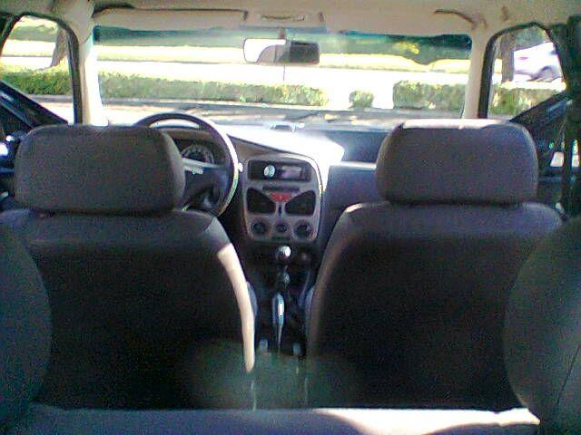Fiat Palio EX 1.0 8V Fire 4p - Foto #2