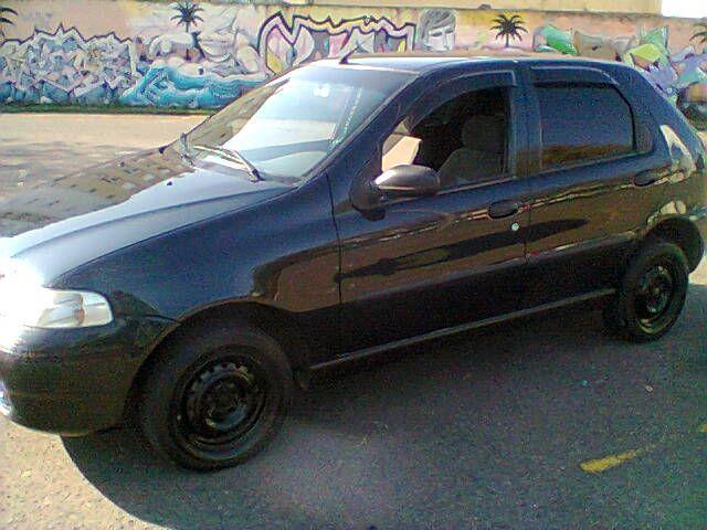 Fiat Palio EX 1.0 8V Fire 4p - Foto #7
