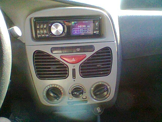 Fiat Palio EX 1.0 8V Fire 4p - Foto #9