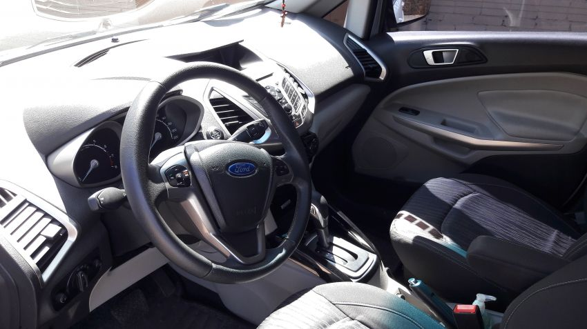 Ford Ecosport Titanium 2.0 16V (Flex) (Aut) - Foto #7