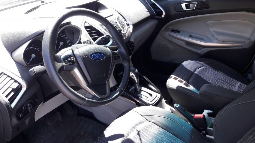 Ford Ecosport Titanium 2.0 16V (Flex) (Aut) - Foto #8