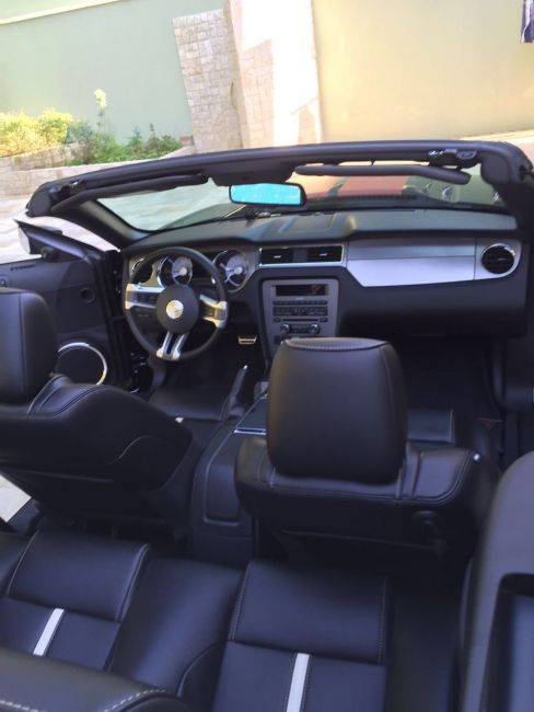 Ford Mustang GT Conversível - Foto #4