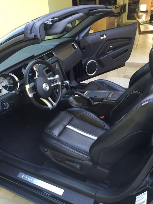 Ford Mustang GT Conversível - Foto #5