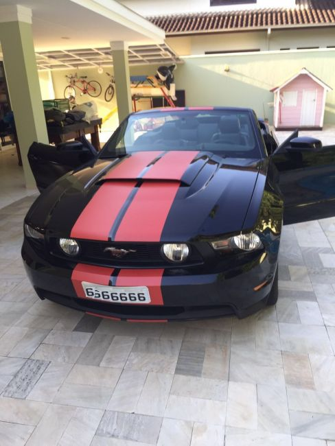 Ford Mustang GT Conversível - Foto #6