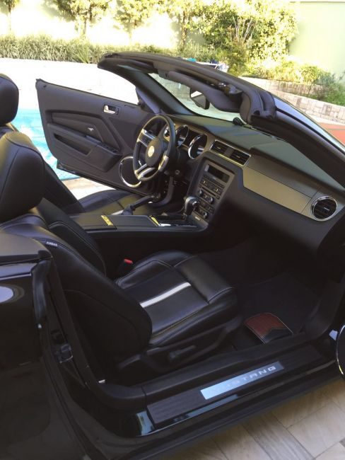 Ford Mustang GT Conversível - Foto #7