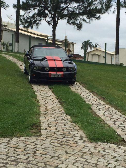 Ford Mustang GT Conversível - Foto #8