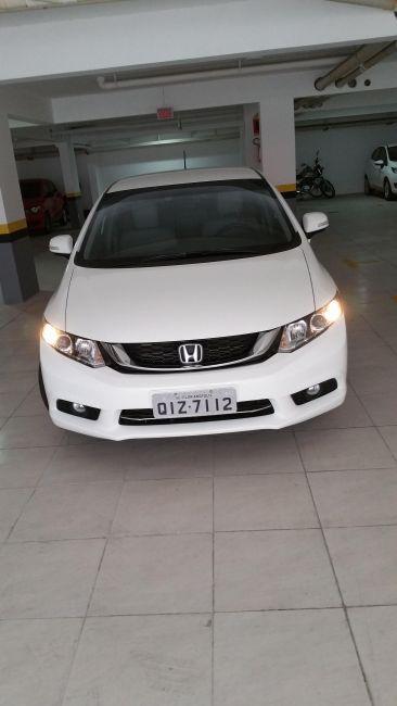 Honda Civic 2.0 i-VTEC LXR (Aut) (Flex) - Foto #9