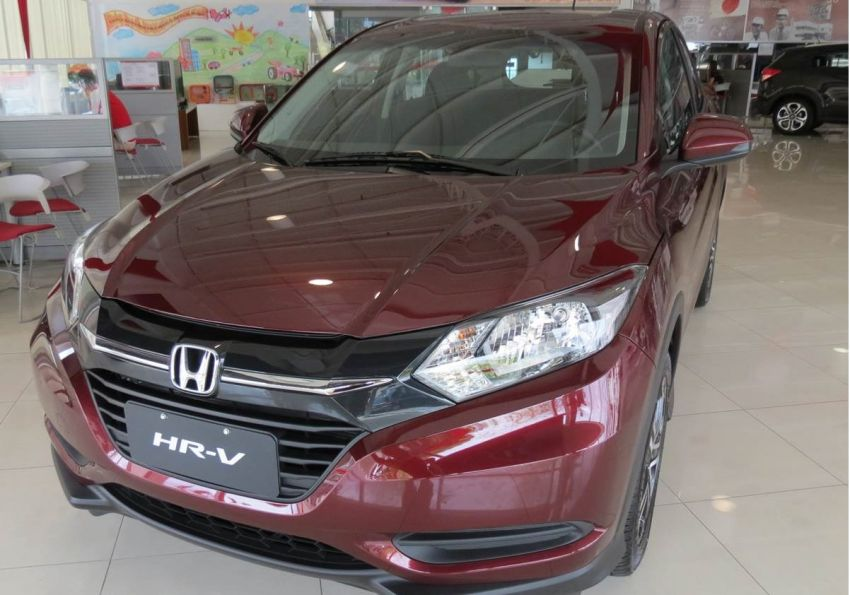 Honda HR-V LX 1.8 I-VTEC (Flex) - Foto #1