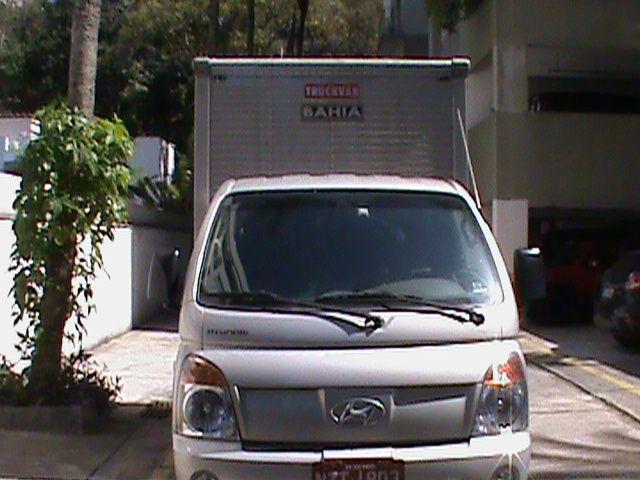 Hyundai HR - 2.5 TCI HD Longo com Caçamba - Foto #3