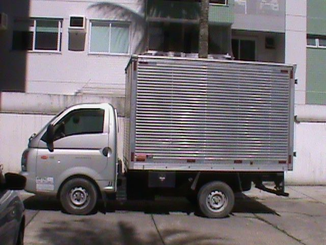 Hyundai HR - 2.5 TCI HD Longo com Caçamba - Foto #6