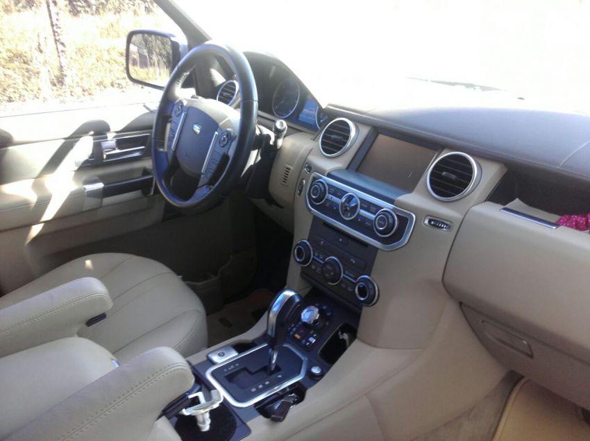 Land Rover Discovery 4 4X4 SE 3.0 V6 (7 lug.) - Foto #4