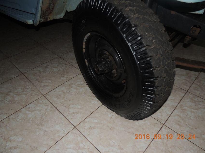 Toyota Bandeirante Picape BJ55LPB 4x4 3.7 (cab. simples) - Foto #2