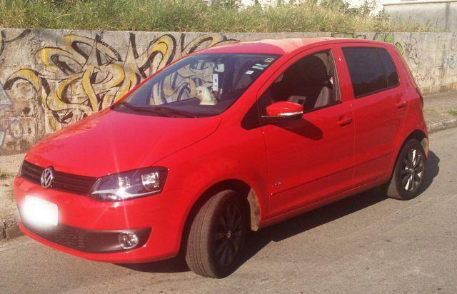 Volkswagen Fox 1.6 8V (Flex) - Foto #5