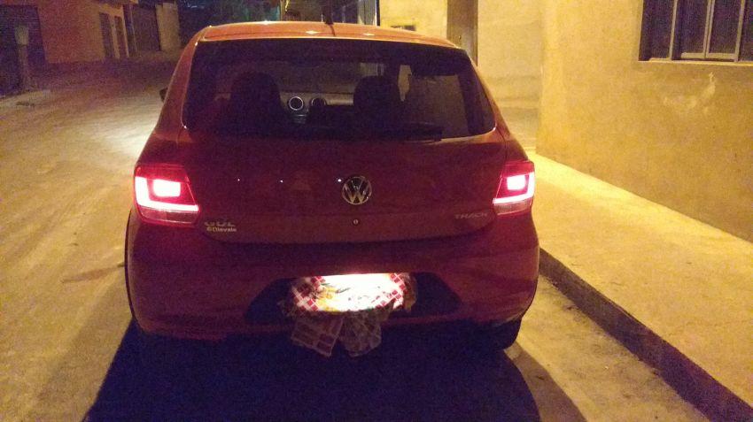 Volkswagen Gol Track 1.0 TEC (Flex) - Foto #6