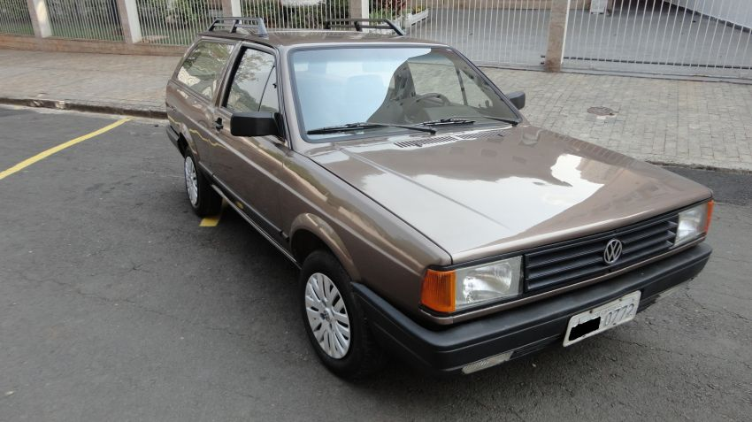 Volkswagen Parati CL 1.6 MI 2p - Foto #2