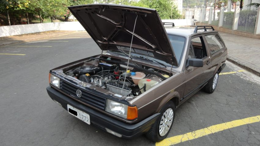 Volkswagen Parati CL 1.6 MI 2p - Foto #9