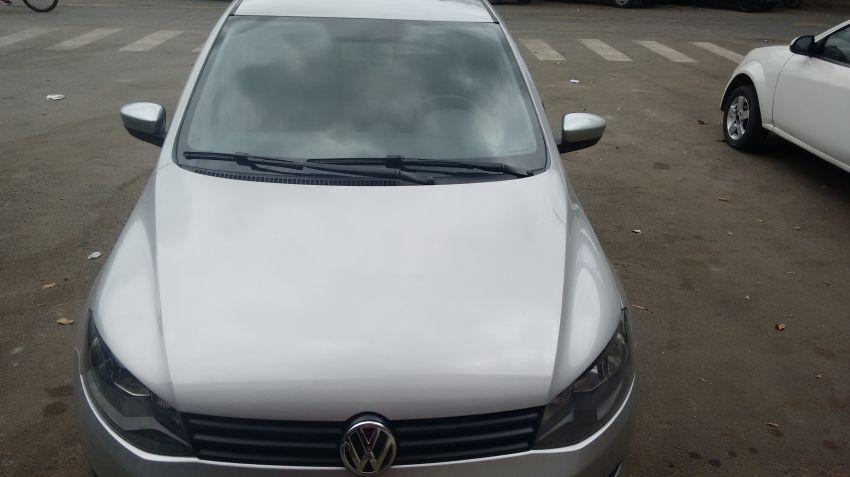 Volkswagen Voyage 1.6 VHT City (Flex) - Foto #5