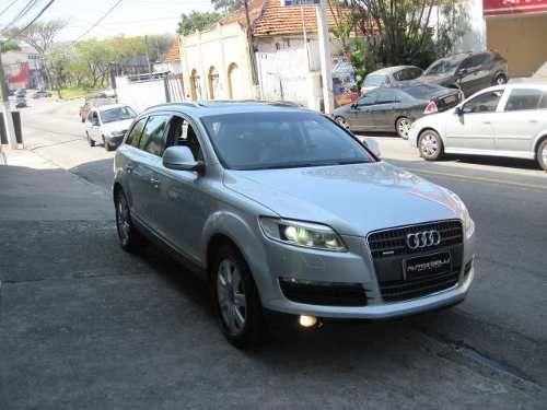 Audi Q7 4.2 V8 FSI - Foto #5